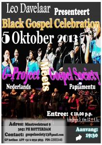 G-project meets Gospel Society